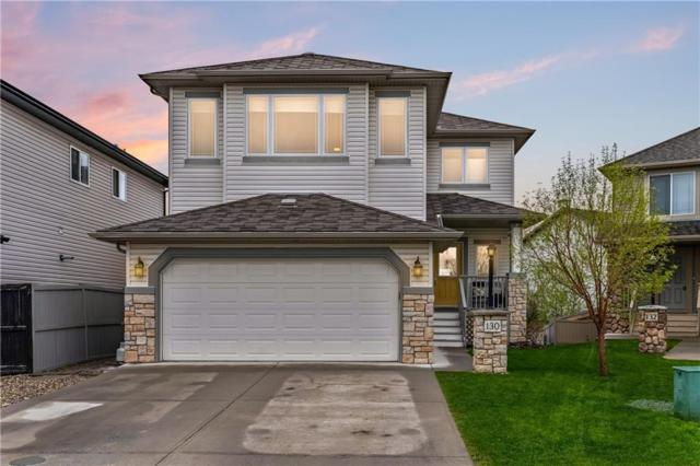 130 Cimarron Park Circle, Okotoks, AB T1S 2L6 (#C4245842) :: Redline Real Estate Group Inc