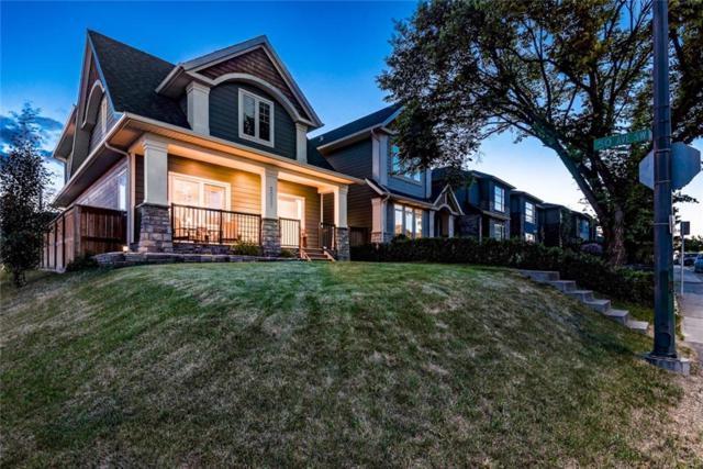 5027 21 Street SW, Calgary, AB T2T 5B9 (#C4245861) :: Redline Real Estate Group Inc