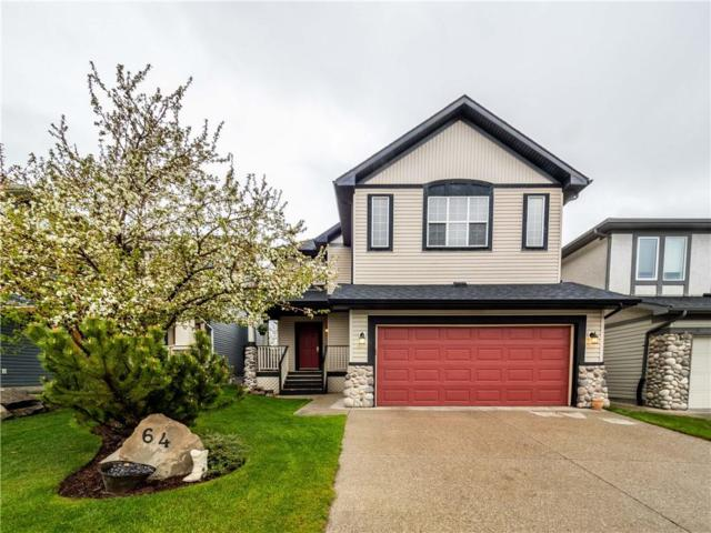 64 Hidden Creek Circle NW, Calgary, AB T3A 6J3 (#C4245864) :: Redline Real Estate Group Inc