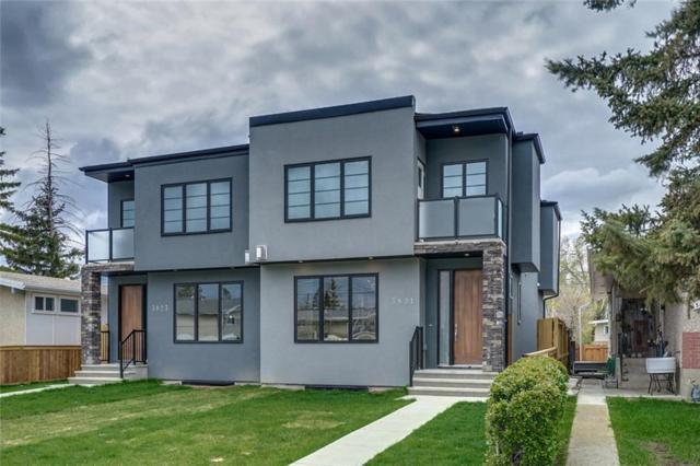 3821 44 Street SW, Calgary, AB T3E 3R5 (#C4245865) :: Redline Real Estate Group Inc