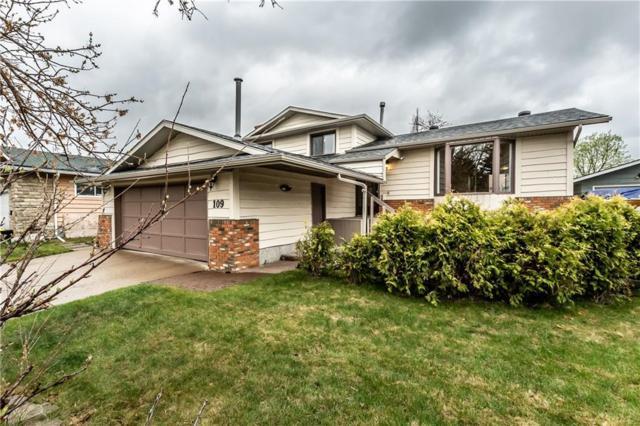 109 Carr Crescent, Okotoks, AB T1S 1E2 (#C4245874) :: Calgary Homefinders