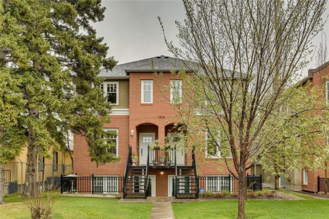 1908 32 Street SW #1, Calgary, AB T3E 2R1 (#C4245877) :: Canmore & Banff