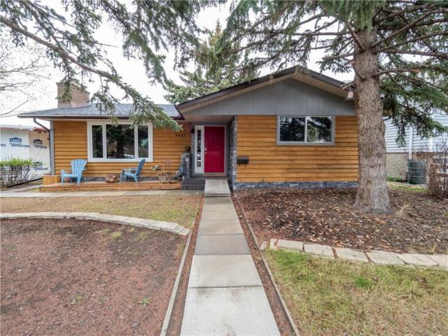 8443 Silver Springs Road NW, Calgary, AB T3B 4A6 (#C4245880) :: Redline Real Estate Group Inc