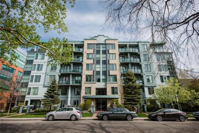328 21 Avenue SW #507, Calgary, AB T2S 0G8 (#C4245902) :: Redline Real Estate Group Inc