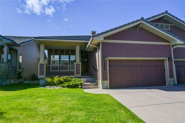 264 Bridle Estates Road SW, Calgary, AB T2Y 0E9 (#C4245965) :: Redline Real Estate Group Inc