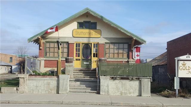 2122 20 Street, Nanton, AB T0L 1R0 (#C4245967) :: Redline Real Estate Group Inc