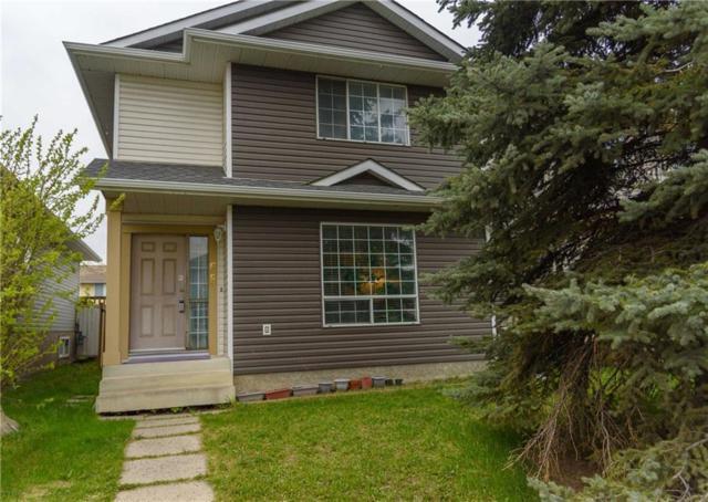68 Martindale Boulevard NE, Calgary, AB T3J 3H3 (#C4246036) :: Redline Real Estate Group Inc