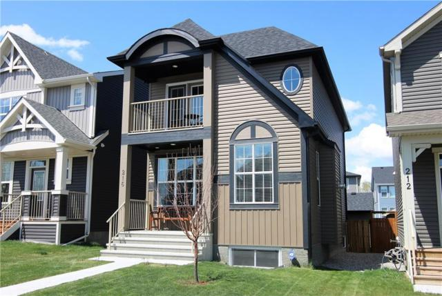 216 Tuscany Valley Green NW, Calgary, AB T3L 0A1 (#C4246037) :: Canmore & Banff