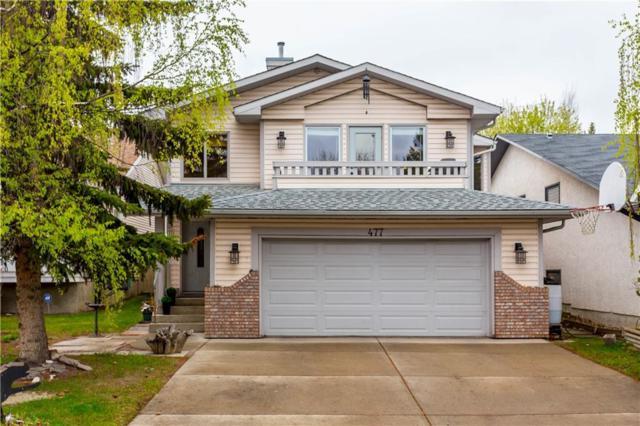 477 Harvest Lake Drive NE, Calgary, AB T3K 4C3 (#C4246075) :: Redline Real Estate Group Inc