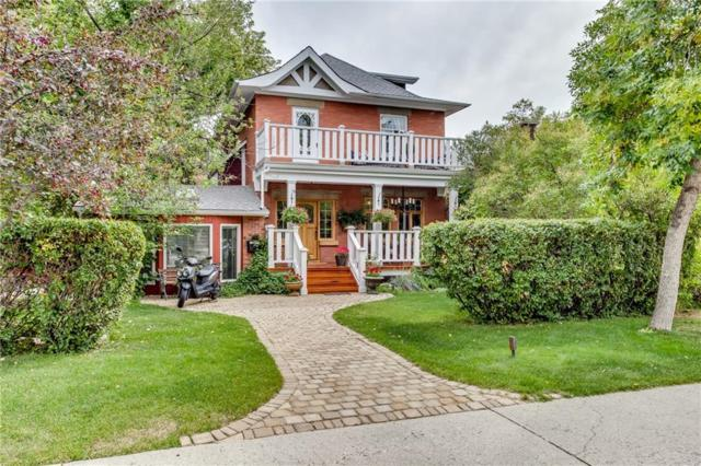 210 37 Street NW, Calgary, AB T2N 3B7 (#C4246089) :: Canmore & Banff
