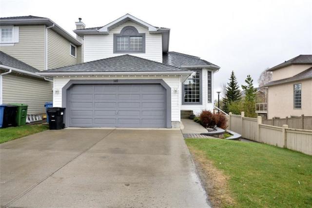 141 Sierra Vista Terrace SW, Calgary, AB T3H 3C4 (#C4246092) :: Redline Real Estate Group Inc