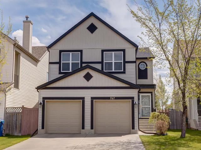 767 Copperfield Boulevard SE, Calgary, AB T2Z 4L4 (#C4246139) :: Redline Real Estate Group Inc