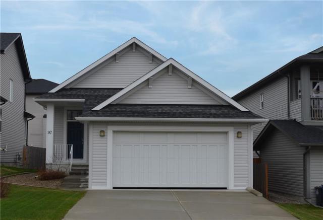 97 Heritage Hill(S), Cochrane, AB T4C 0L3 (#C4246141) :: Redline Real Estate Group Inc