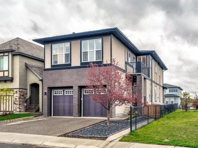 14 Marquis Heights SE, Calgary, AB T3M 1X6 (#C4246143) :: Canmore & Banff