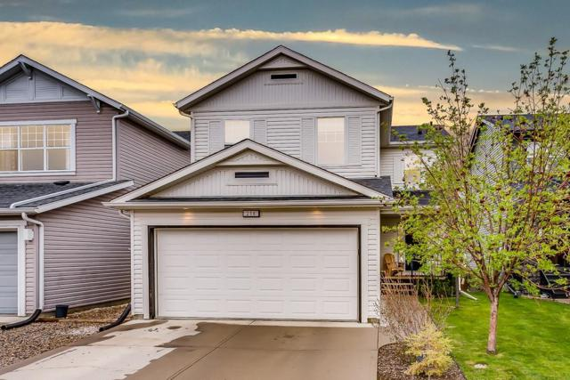 218 Sagewood Drive SW, Airdrie, AB T4B 3B3 (#C4246157) :: Redline Real Estate Group Inc