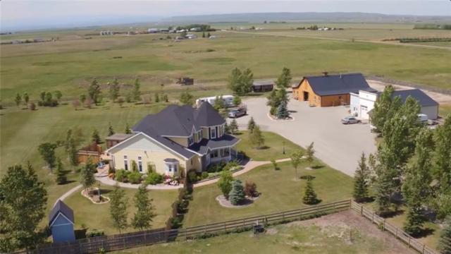 594037 8 Street E, Rural Foothills County, AB T1V 1M4 (#C4246193) :: Redline Real Estate Group Inc