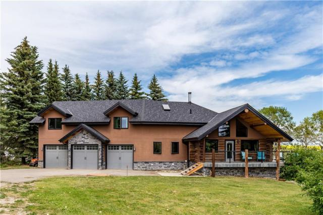 290039 RR35, Rural Mountain View County, AB T0M 0S0 (#C4246196) :: Redline Real Estate Group Inc