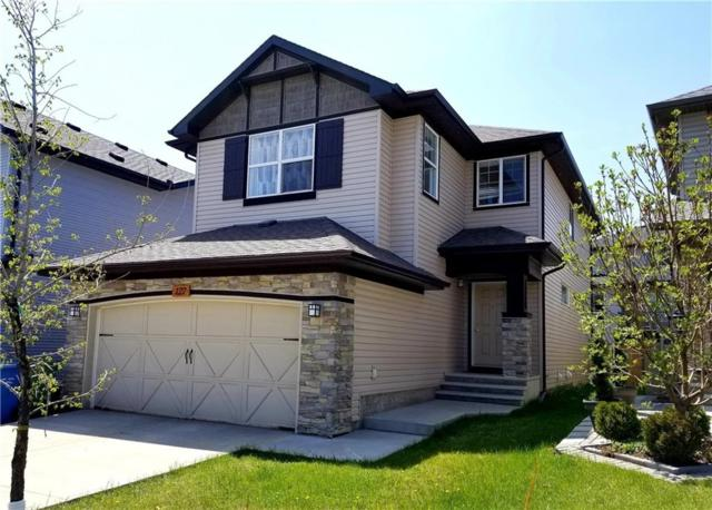 127 Brightoncrest Rise SE, Calgary, AB T2Z 0X7 (#C4246227) :: Redline Real Estate Group Inc