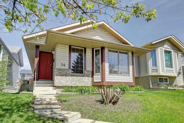 24 Martinwood Way NE, Calgary, AB T3J 3H1 (#C4247283) :: Redline Real Estate Group Inc