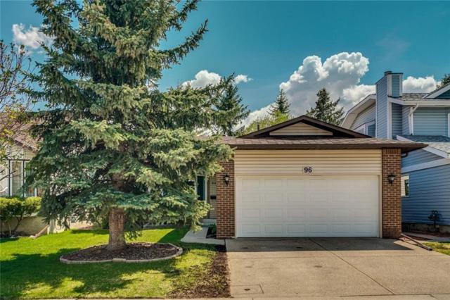 96 Woodstock Way SW, Calgary, AB T2W 5W7 (#C4247294) :: Redline Real Estate Group Inc