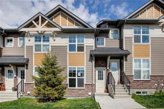 101 Sunset Drive #723, Cochrane, AB T4C 0W8 (#C4247317) :: Western Elite Real Estate Group