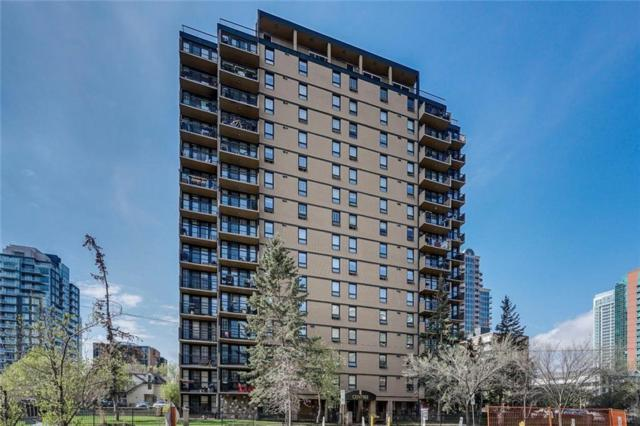 733 14 Avenue SW #603, Calgary, AB T2R 0B1 (#C4247336) :: Redline Real Estate Group Inc