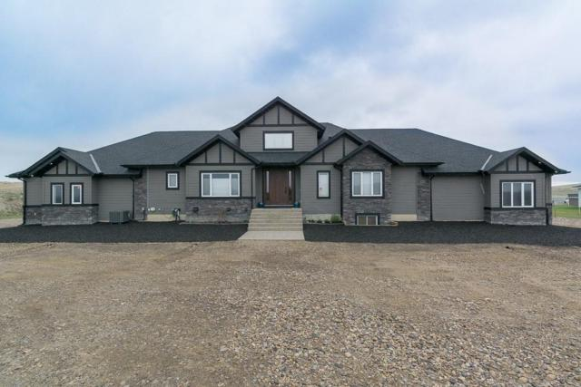 22 Stage Coach Meadow, Rural Rocky View County, AB T4A 0P2 (#C4247344) :: Redline Real Estate Group Inc