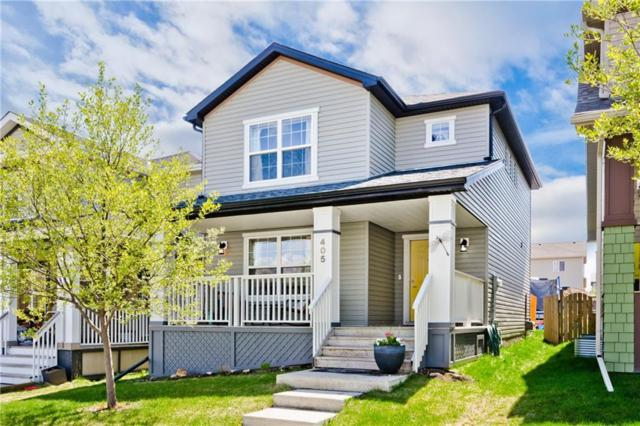 405 Sagewood Drive SW, Airdrie, AB T4B 3N3 (#C4247351) :: Redline Real Estate Group Inc