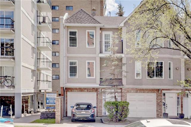 1339 14 Avenue SW #1, Calgary, AB T3C 0W3 (#C4247377) :: Redline Real Estate Group Inc