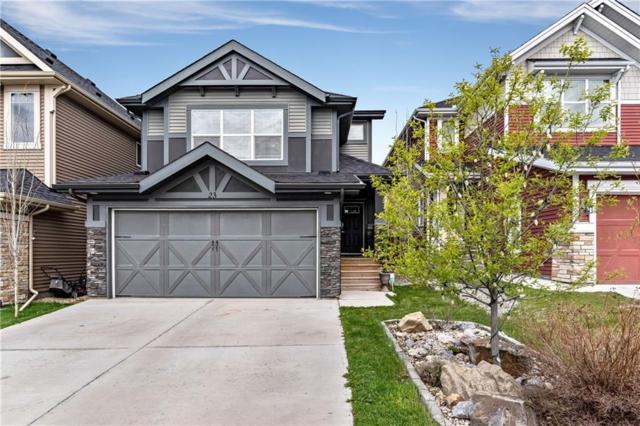 23 Sunrise Terrace, Cochrane, AB T4C 0M8 (#C4247384) :: Redline Real Estate Group Inc