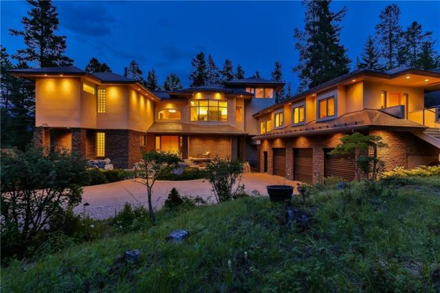 160 Mcneill, Canmore, AB T1W 2R8 (#C4247385) :: The Cliff Stevenson Group