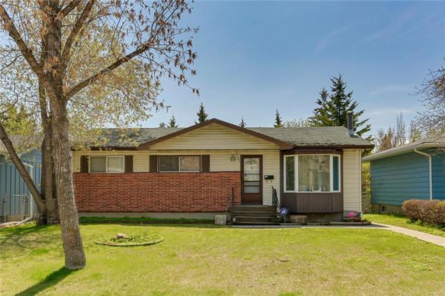 2331 54 Avenue SW, Calgary, AB T3E 1L9 (#C4247387) :: Canmore & Banff