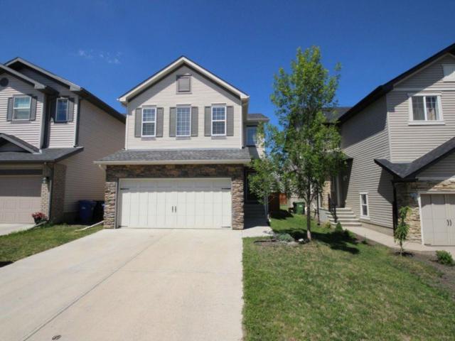 72 Silverado Saddle Avenue SW, Calgary, AB T2X 0J1 (#C4247417) :: Redline Real Estate Group Inc