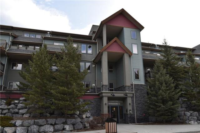 109 Montane Road #102, Canmore, AB T1W 3J2 (#C4247446) :: Canmore & Banff