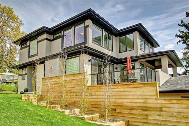 5115 22 Avenue NW, Calgary, AB T3B 0Y8 (#C4247465) :: Canmore & Banff