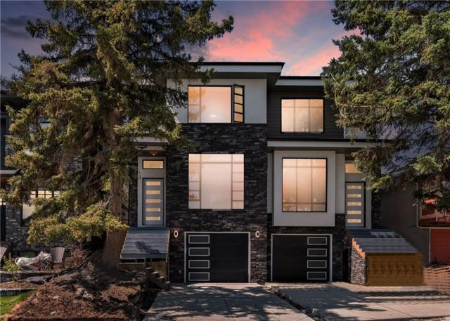 4209A 17 Street SW, Calgary, AB T2T 4P7 (#C4247466) :: Redline Real Estate Group Inc