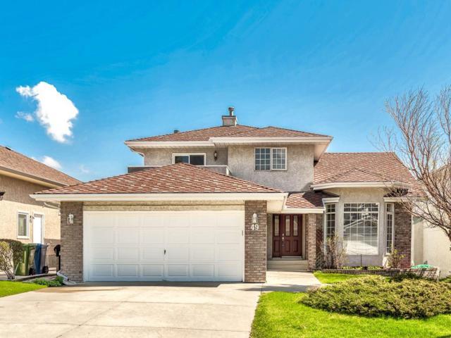 49 Sienna Hills Court SW, Calgary, AB T3H 2W3 (#C4247475) :: Redline Real Estate Group Inc