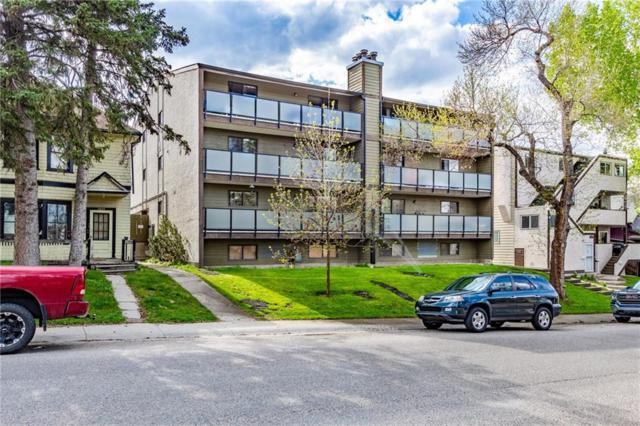 1821 17A Street SW #302, Calgary, AB T2T 4R7 (#C4247478) :: Redline Real Estate Group Inc