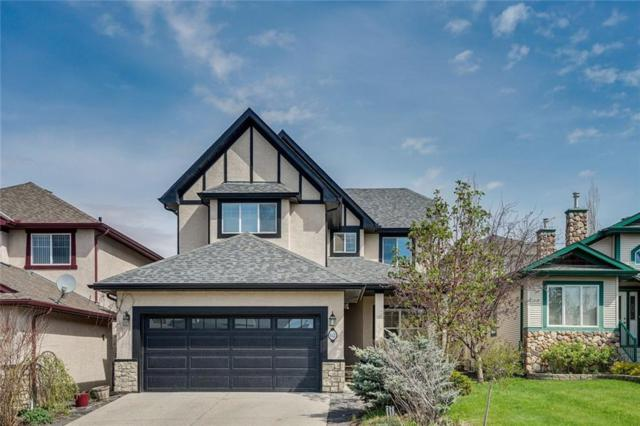 62 Hidden Creek Heights NW, Calgary, AB T3A 6K8 (#C4247493) :: Redline Real Estate Group Inc