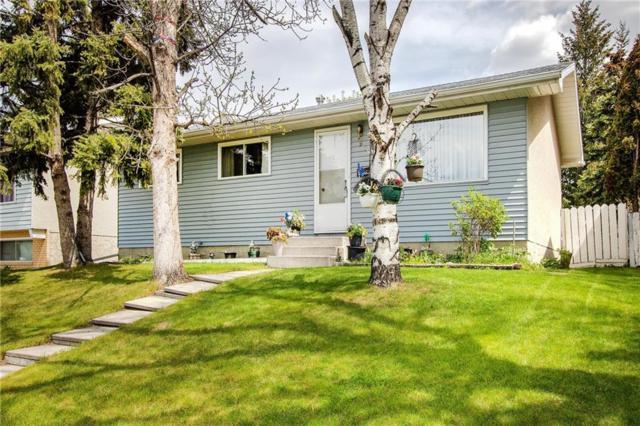 912 Penmeadows Road SE, Calgary, AB T3A 3R2 (#C4247517) :: Redline Real Estate Group Inc