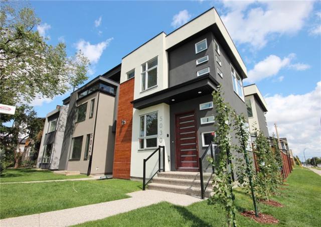 5030 21A Street SW, Calgary, AB T2T 5C3 (#C4247522) :: The Cliff Stevenson Group