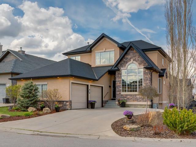 32 Evercreek Bluffs Crescent SW, Calgary, AB T2Y 4P3 (#C4247541) :: Redline Real Estate Group Inc