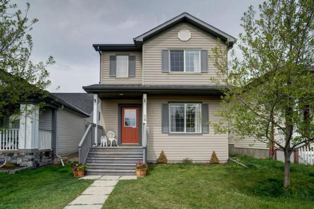 26 Covepark Crescent NE, Calgary, AB T3K 5X6 (#C4247544) :: Redline Real Estate Group Inc