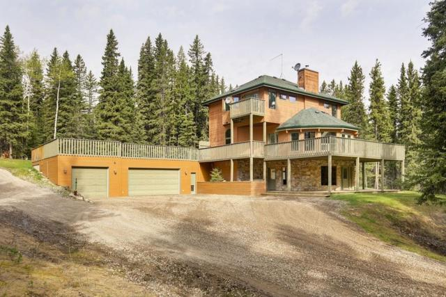 4 Pine Ridge Drive W, Rural Foothills County, AB T0L 0K0 (#C4247553) :: Redline Real Estate Group Inc