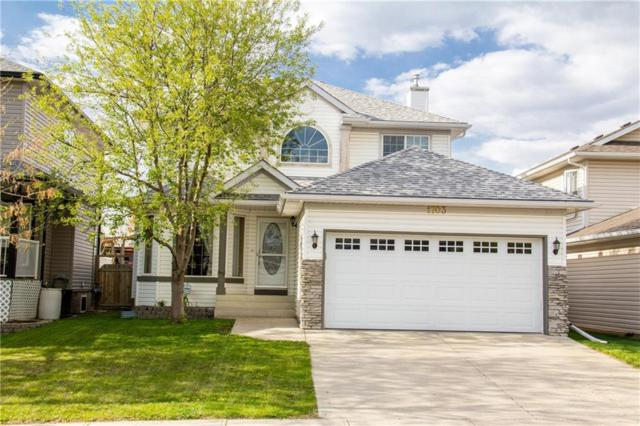 1703 Thornbird Road SE, Airdrie, AB T4A 2C5 (#C4247555) :: Redline Real Estate Group Inc