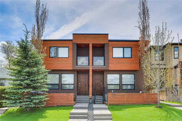 1721 36 Avenue SW #2, Calgary, AB T2T 2G4 (#C4247558) :: Redline Real Estate Group Inc