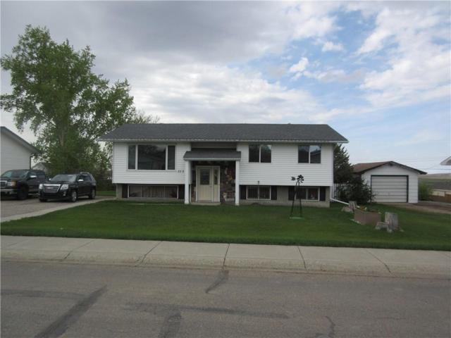 213 Frederick Avenue, Standard, AB T0J 3G0 (#C4247593) :: Redline Real Estate Group Inc