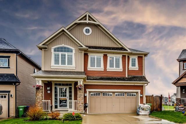 54 Windcreek Terrace SW, Airdrie, AB T4B 0Y4 (#C4247601) :: Redline Real Estate Group Inc
