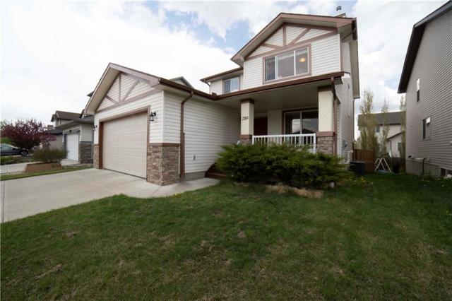 289 West Lakeview Drive, Chestermere, AB T1X 1S9 (#C4247625) :: Redline Real Estate Group Inc