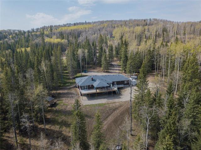 8 29130 Rge Rd 52, Rural Mountain View County, AB T0M 2E0 (#C4247642) :: Redline Real Estate Group Inc